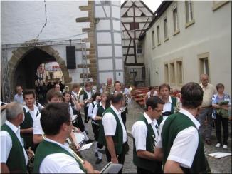 Weinfest Prichsenstadt
